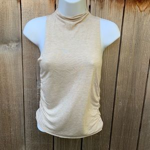Urban Outfitters Project Social T Cream Tank Top